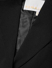 REMAIN Birger Christensen - Mandy Blazer - oversized blazere - black - 2