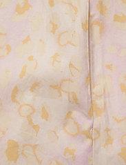 REMAIN Birger Christensen - Lea Dress - sommerkjoler - leopard aop - 3