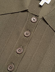 REMAIN Birger Christensen - Evial Dress - sommerkjoler - military olive - 2