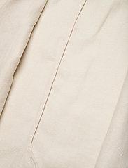 REMAIN Birger Christensen - Vivie Blazer - oversized blazere - white asparagus - 4