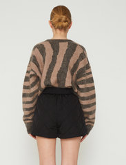 REMAIN Birger Christensen - Lola Shorts - casual shorts - black - 3
