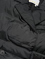 REMAIN Birger Christensen - Dalida Jacket Ribstop - forede jakker - black - 2