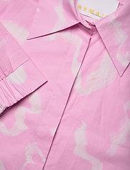 REMAIN Birger Christensen - Silja Dress - sommerkjoler - orchid ice comb - 2