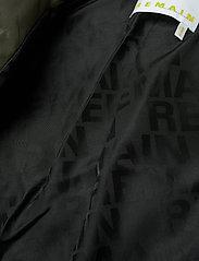 REMAIN Birger Christensen - Dalida Jacket Ribstop - forede jakker - military olive - 4