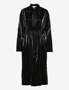 Violaine Coat - dunne jassen - black