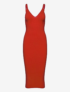 Gunilla Dress - bodycon jurken - orange com