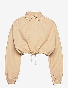 Lita Jacket - skinnjackor - angora
