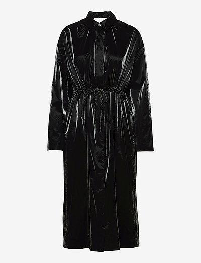 Violaine Coat - manteaux legères - black