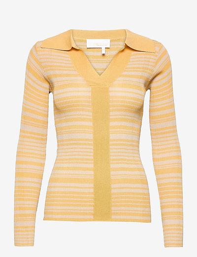 Joy Top - t-shirts & tops - straw comb
