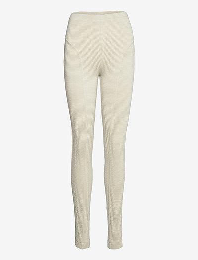 Marisa Tights - leggings - pelican