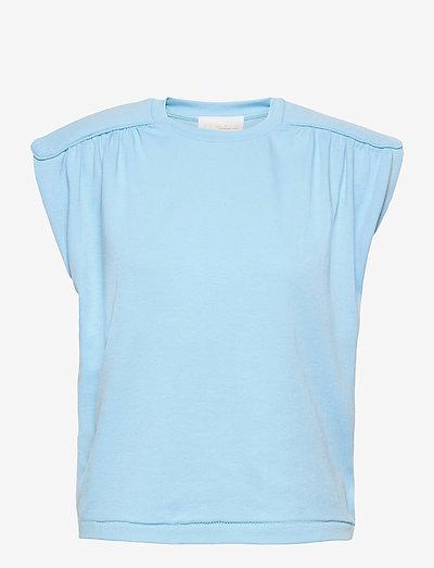 Verona Ns O -Neck - t-shirts & tops - air blue