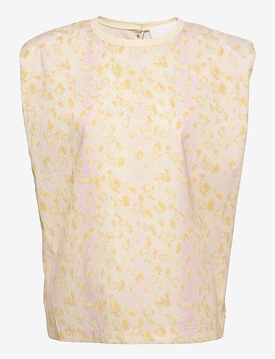 Christie Top - t-shirts & tops - leopard aop