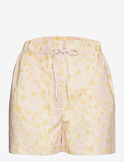 Camille Shorts - casual shorts - leopard aop
