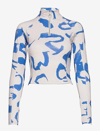 Emily LS Top - t-shirt & tops - vanilla ice comb