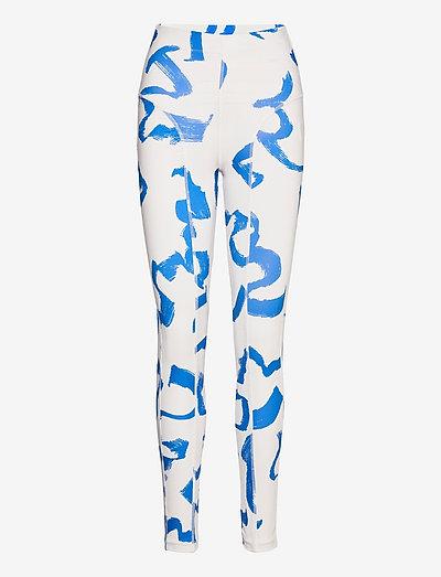 April Tights - leggings - vanilla ice comb