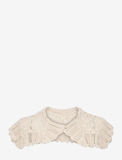 Cecil Crochet Collar - accessories - vanilla ice