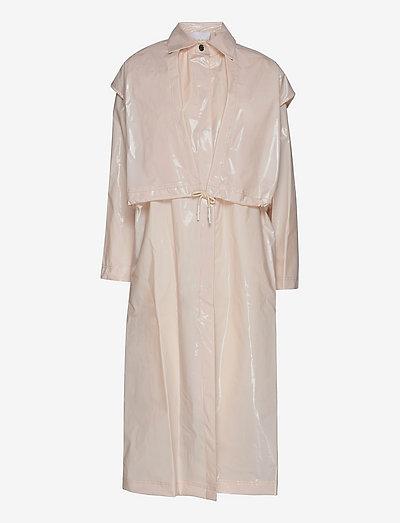 Hana Coat - light coats - pastel parchment