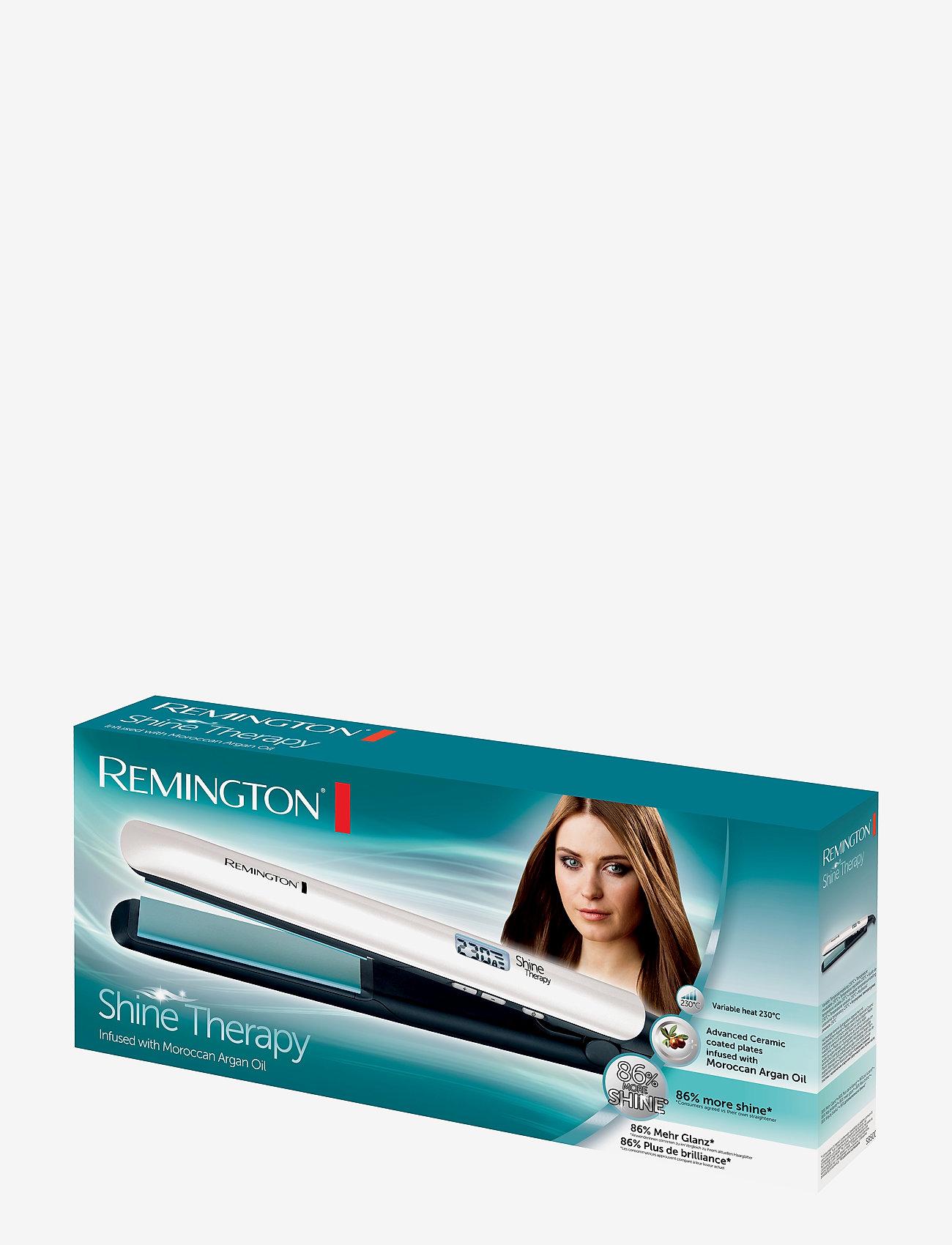 Remington - S8500 Shine Therapy Straightener - plattång - no color - 1