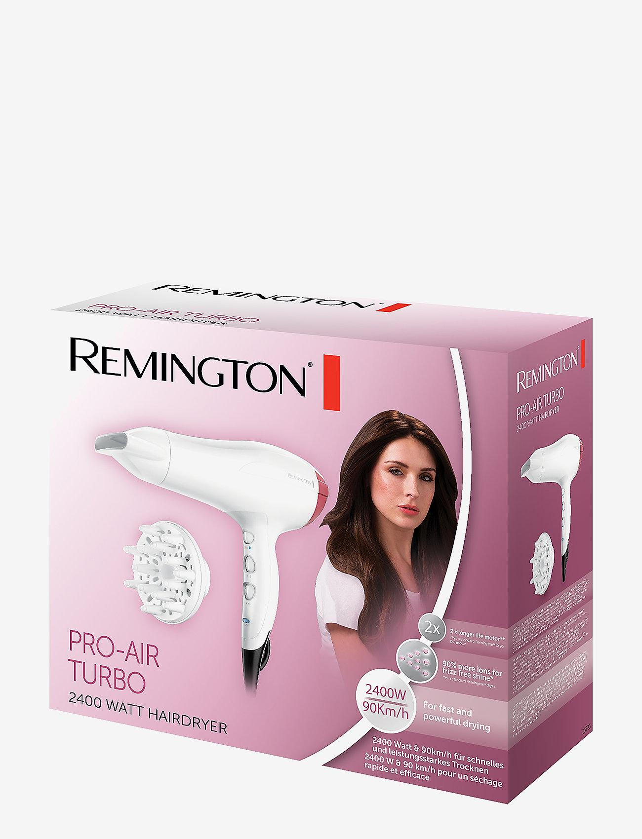 Remington - D5226 E51 Pro-Air Turbo 2400 - hårfön - no color - 1