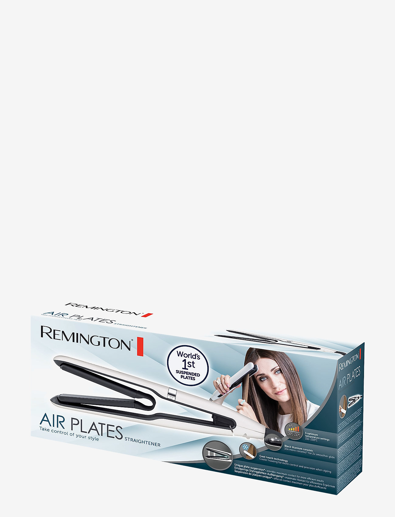 Remington Air Plates Straightener - 79.95 € Du03339k