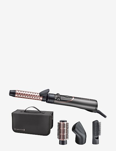 AS8606 Curl & Straight Confidence Rotating Hot Air Styler - hiustenkihartimet - no color