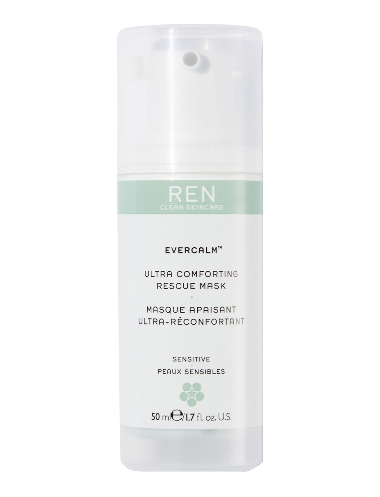 Image of Ultra Comforting Rescue Mask Beauty WOMEN Skin Care Face Face Masks Nude REN (2604348767)