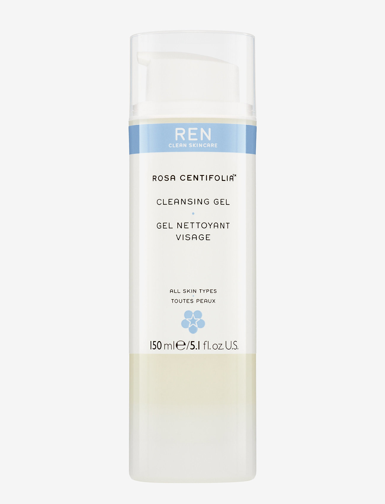 REN - CLEANSING GEL - rensegel - clear - 0