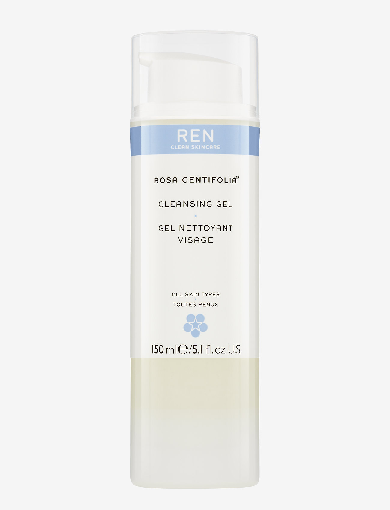 REN - CLEANSING GEL - rensegel - clear - 1