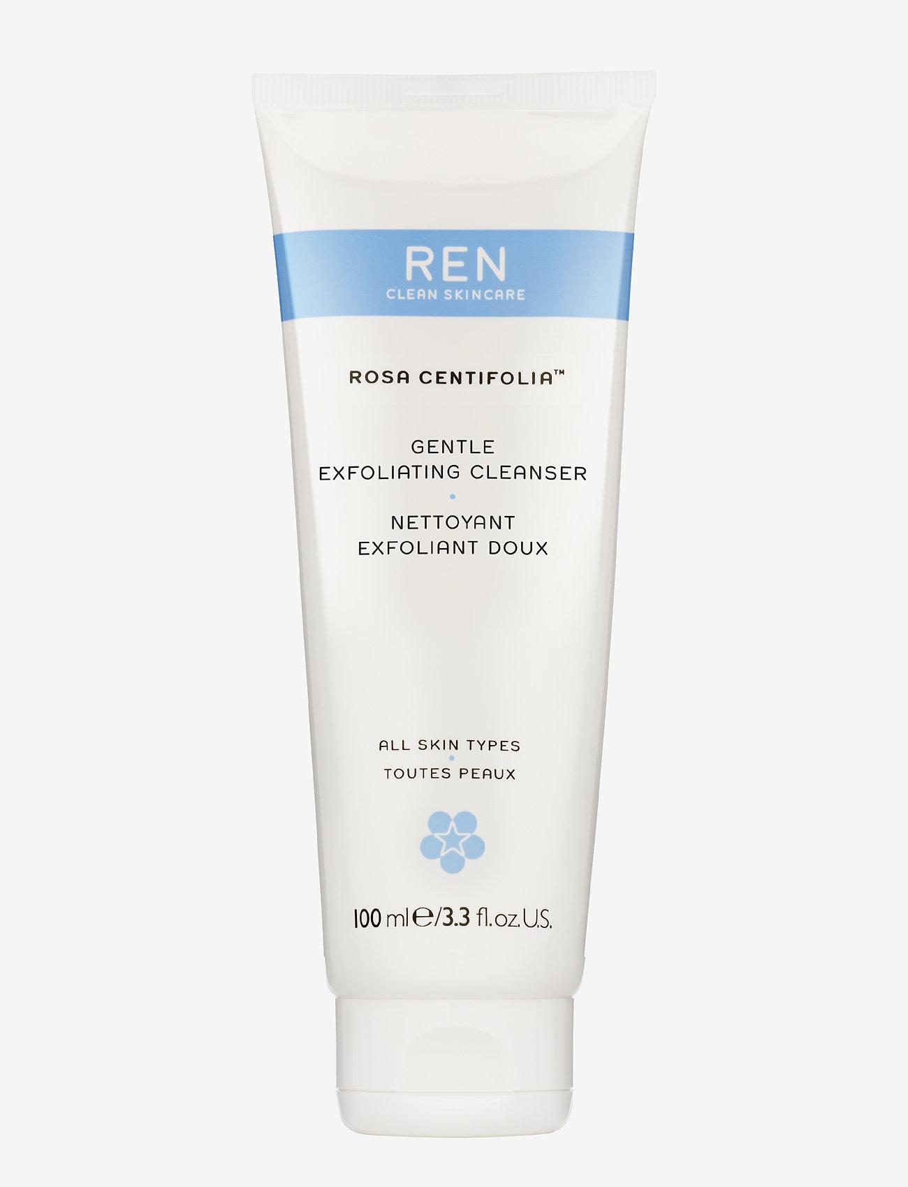 REN - GENTLE EXFOLIATING CLEANSER - rensegel - clear - 0