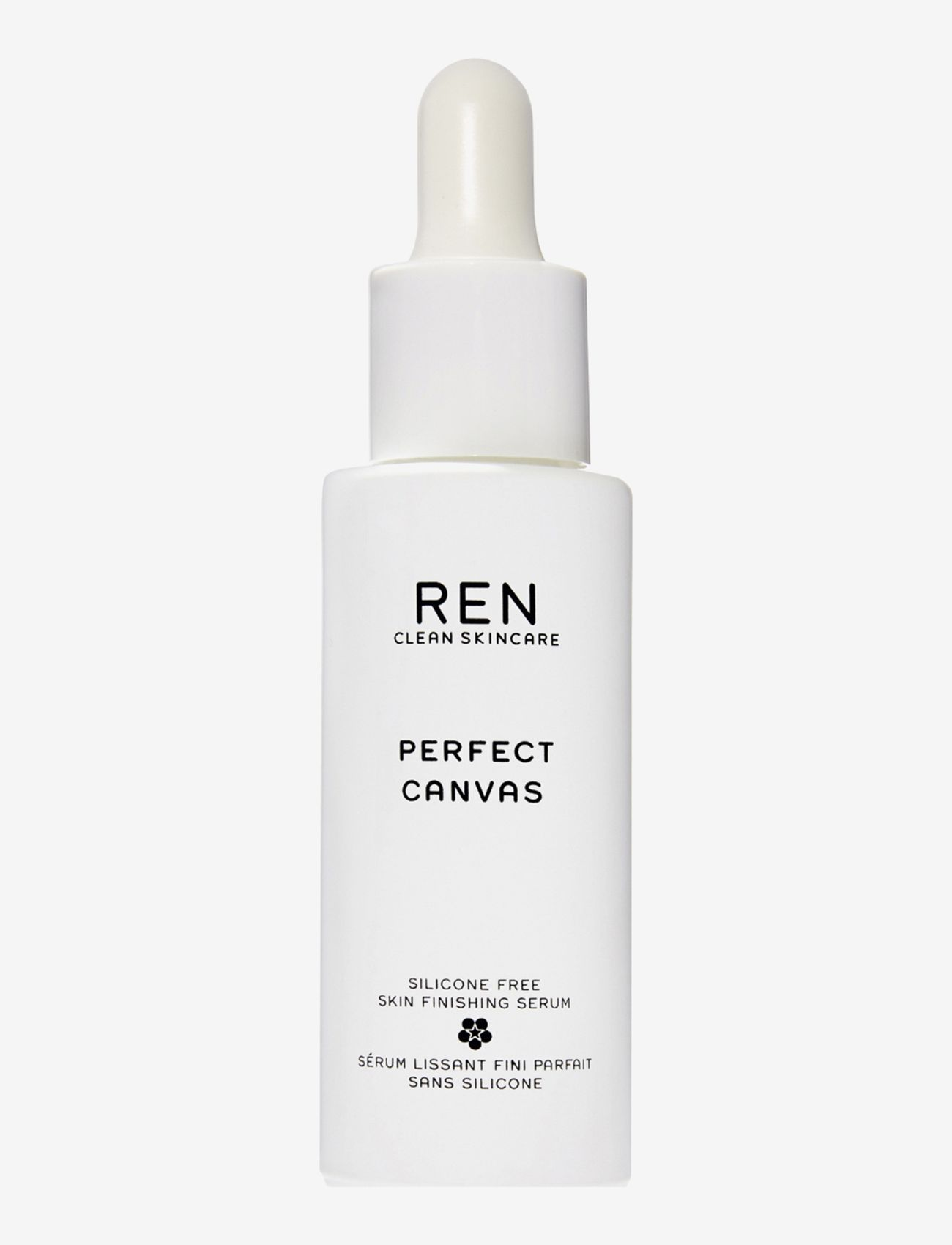 REN - Perfect Canvas Silicone-Free Skin Finishing Serum - serum - clear - 0