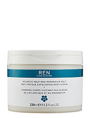 REN ATLANTIC KELP AND MAGNESIUM BODY SCRUB 330 ml