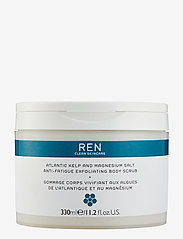 REN - ATLANTIC KELP AND MAGNESIUM BODY SCRUB 330 ml - skrub - clear - 0