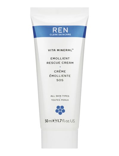 EMOLLIENT RESCUE CREAM - CLEAR