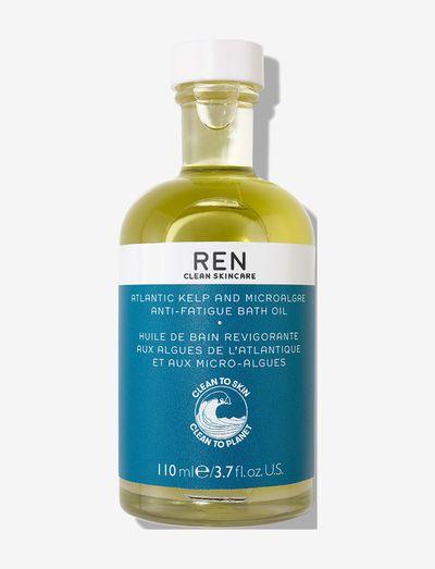 ATLANTIC KELP AND MAGNESIUM BATH OIL 110 ml - suihkugeeli - clear