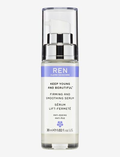 FIRMING  AND SMOOTHING SERUM - serum - clear