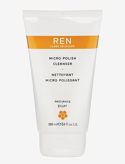 MICRO POLISH CLEANSER - CLEAR