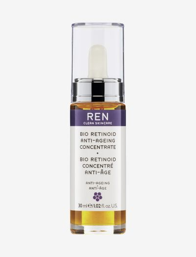 ANTI-WRINKLE CONCENTRATE OIL - serum - clear