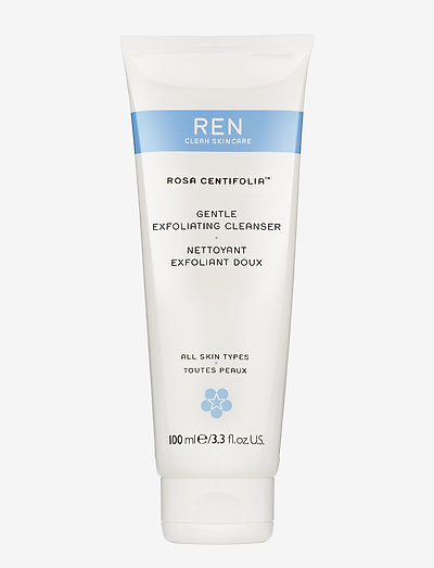 GENTLE EXFOLIATING CLEANSER - puhdistusgeeli - clear