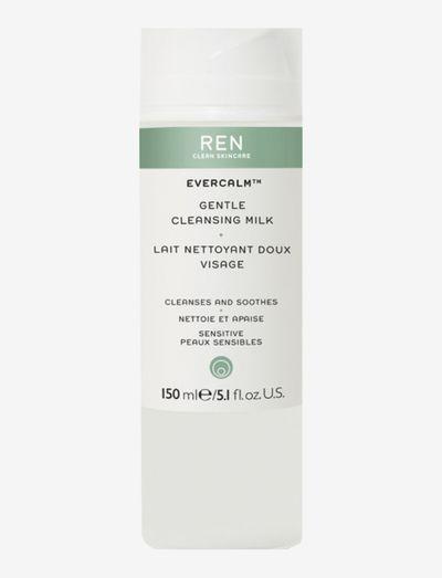 GENTLE CLEANSING MILK - rensemelk - clear
