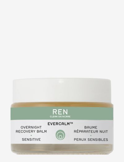 Evercalm Overnight Recovery Balm - fuktpleie - clear