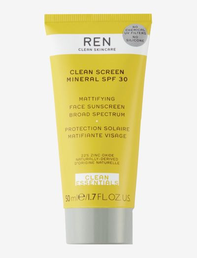 Clean Screen Mineral SPF30 - ansikt - clear