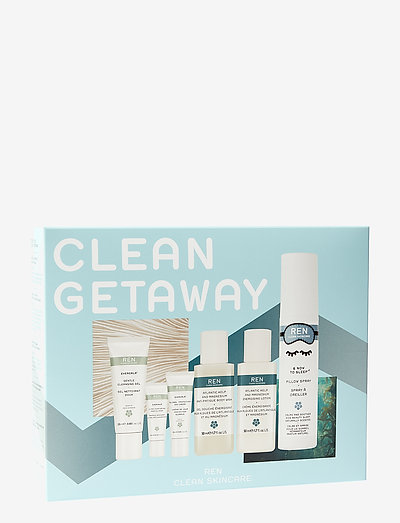 Clean Getaway Experience Kit - CLEAR