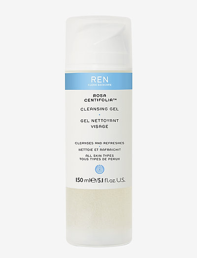 ROSA CENTIFOLIA CLEANSING GEL - rensegel - clear