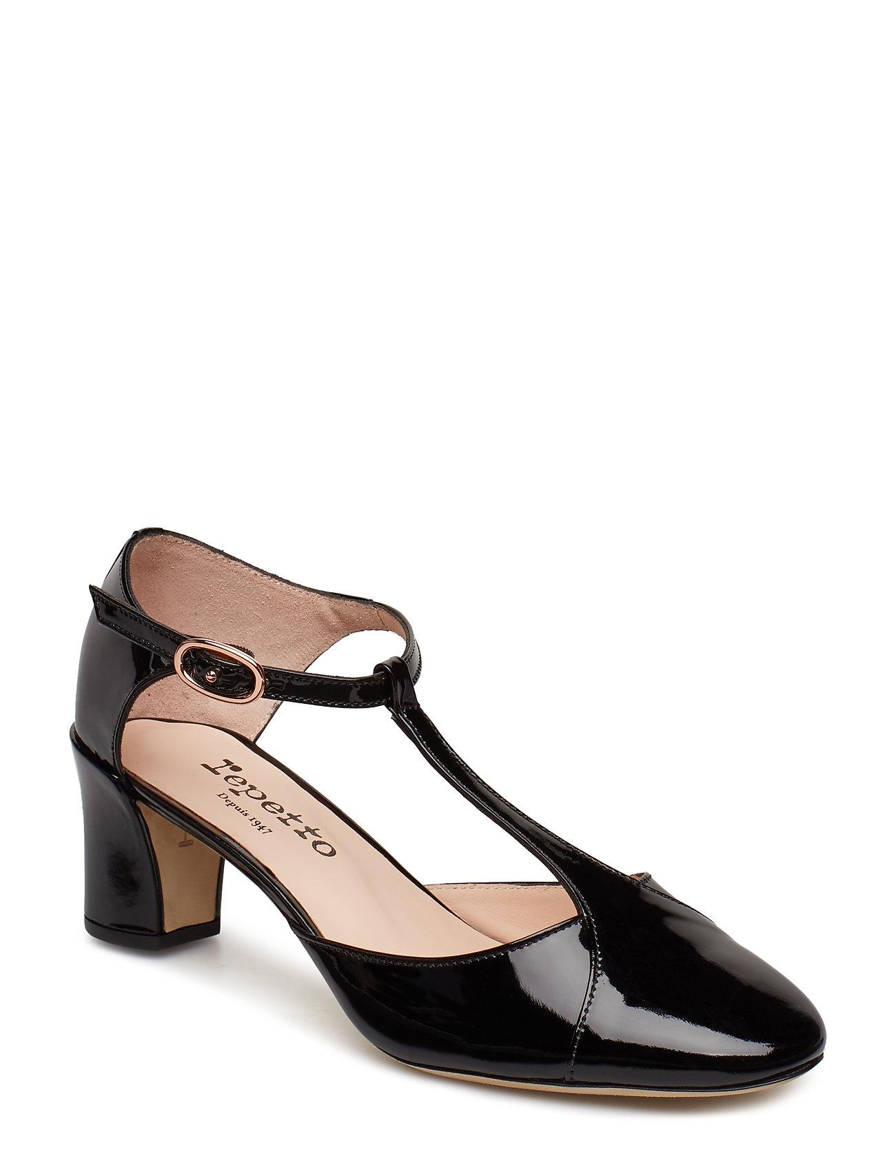 REPETTO PARIS Giuliet Sal6 Ad Shoes Heels Pumps Classic Schwarz REPETTO PARIS