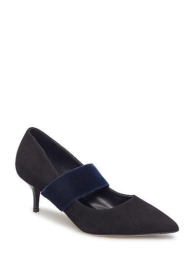 Jared Shoes Heels Pumps Classic Blau REPETTO PARIS