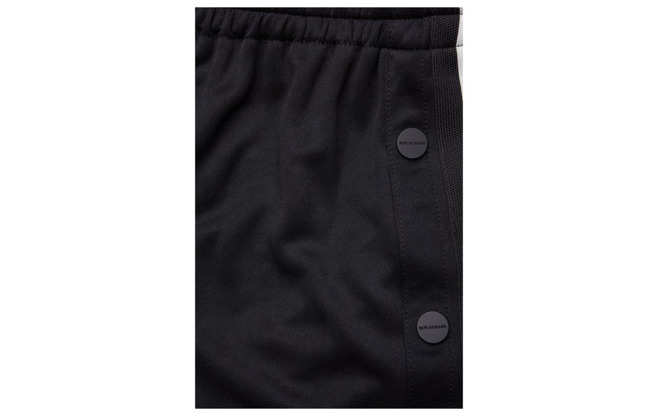 Skirt Replay Skirt 100 Replay Black Polyester Black wS08qq