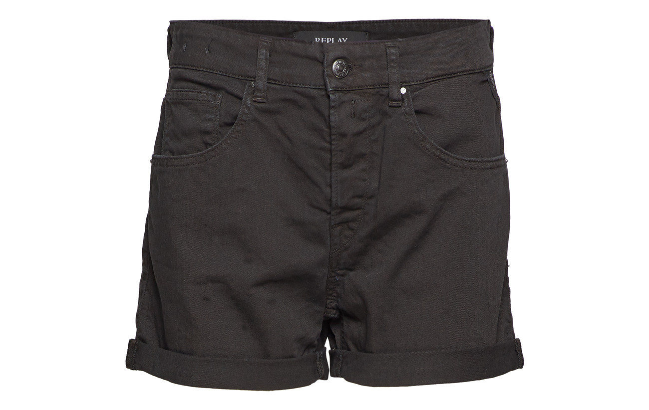 2 Denim Blue 98 Coton Shorts Deep Elastane Replay gB1YqY