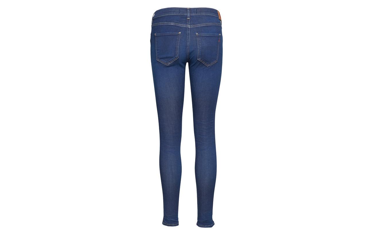 Coton Dark 87 Stella 9 Replay Blue Elastane Polyester 4 aq6I5nwSx
