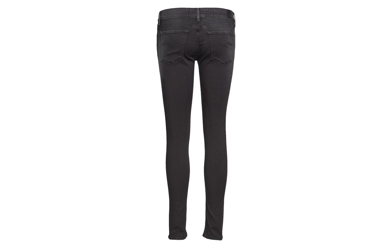 Replay Modale 2 6 31 61 Polyester Elastane Luz Black Coton rwnxXWCrq