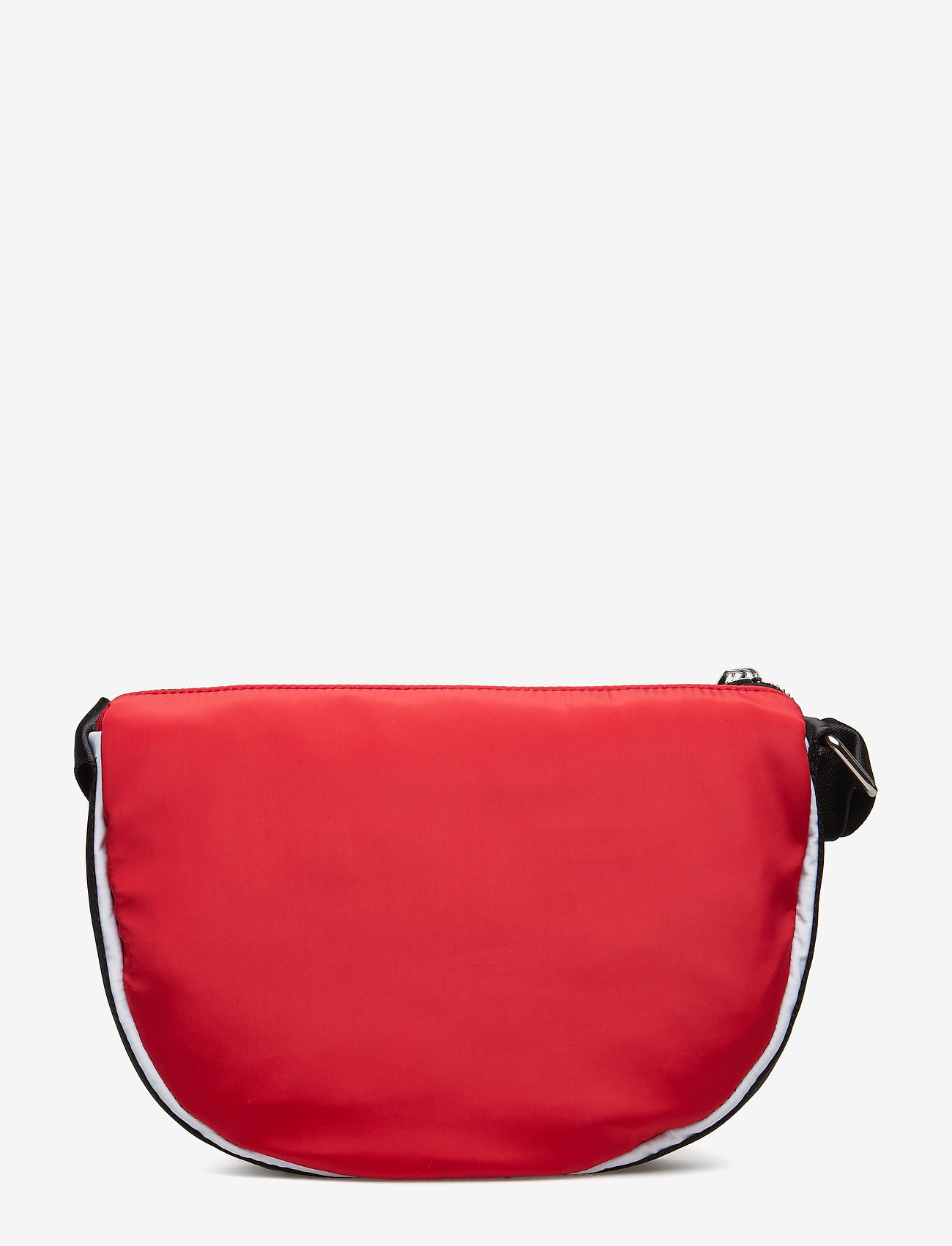 Replay - Bag - bum bags - blood red -black-optical white